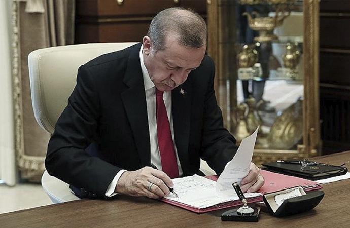 Cumhurbaşkanlığı kararı ile Diyanet'te 4 isim görevden alındı