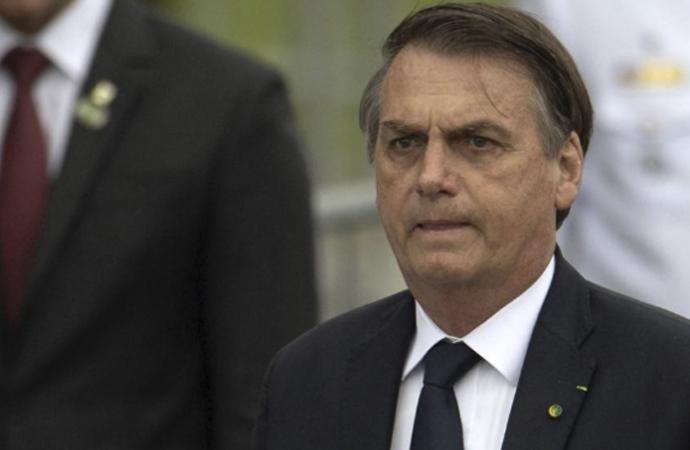 """Brezilya'nın Trump'ı Bolsonaro: """"Biri evime girerse kafasına sıkmak zorundayım"""""""