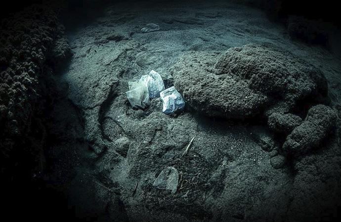 Dünya'nın en derin noktasından plastik atık çıktı