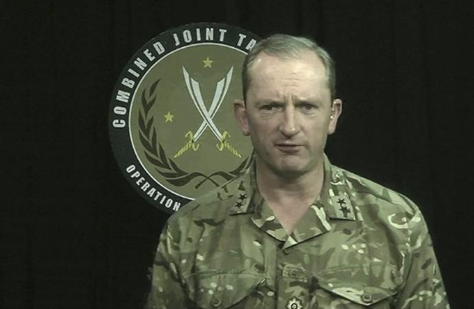 İngiliz generalin sözlerine İngiltere'den tekzip