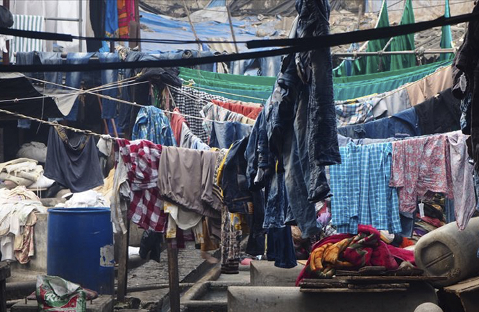 Dünyanın en büyük çamaşırhanesi
