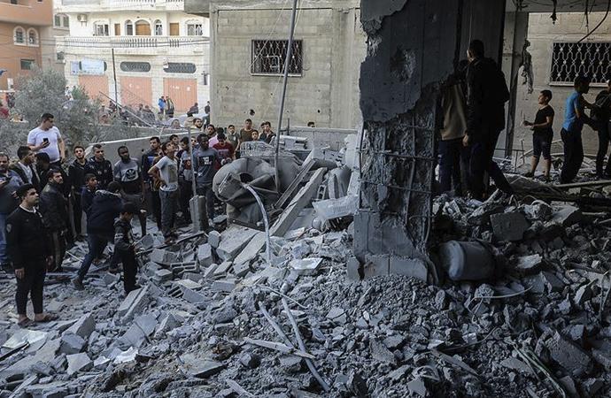 Gazze'de ateşkes sağlandığı bildirildi
