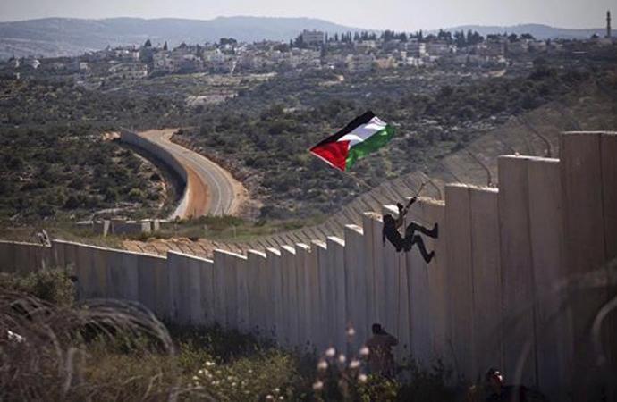 'Bombalandıkça hatırladığımız bir Filistin var'