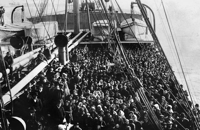 ABD'ye göç eden Osmanlılar'ın öyküsü