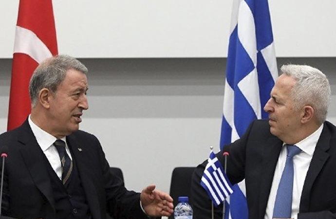 Türkiye ve Yunanistan heyetleri iş birliği arayışında