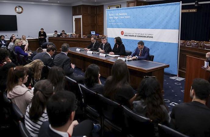 Türkiye'den ABD'de 'Ortak Köken' paneli