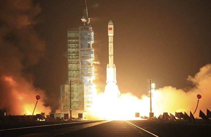Çin'in yeni uydu girişimi başarısız oldu