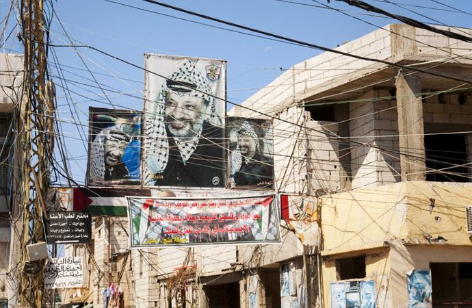 Lübnan'da Filistinlilerin silahları toplanmaya başlandı