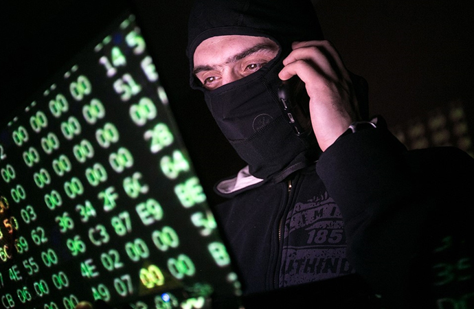 Devletin kullandığı hackleme programı çalınınca…
