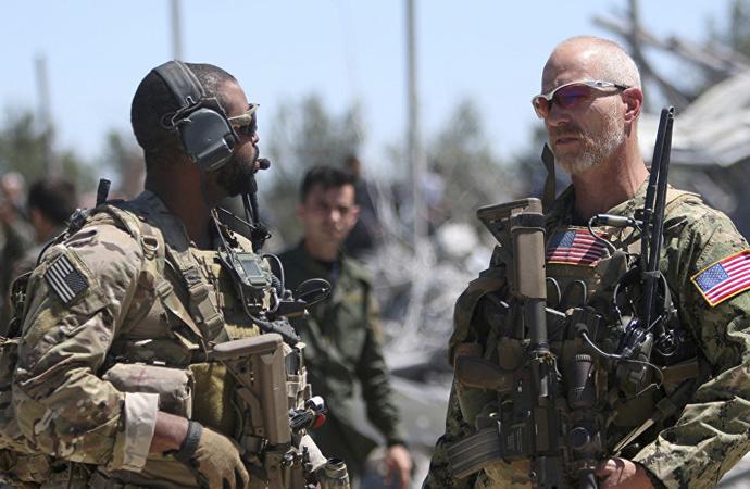Washington savaş istemiyor ise bu kadar gösteri ne için?