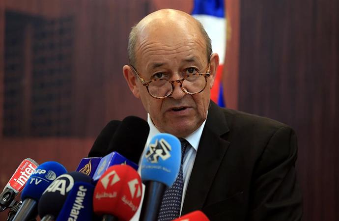 Fransız Bakan 'devlet işleyişinin gereğini' anlattı