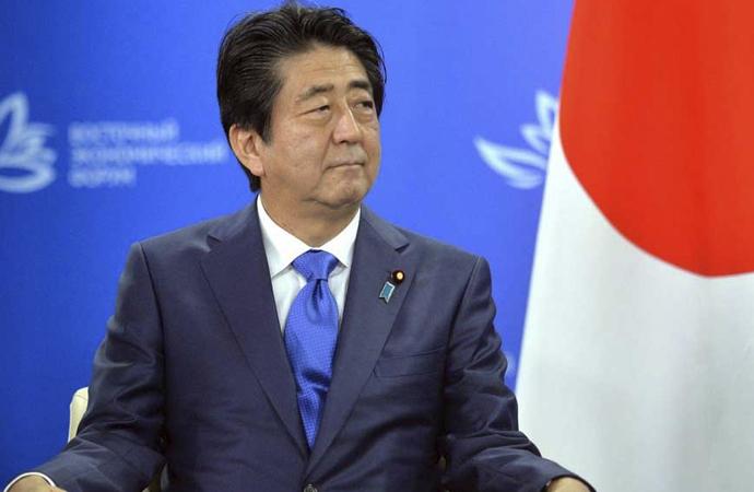 ABD'yi temsilen Japon lider İran'da
