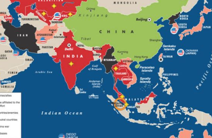 Basra-Hint-Pasifik ekseninde yeni düzen