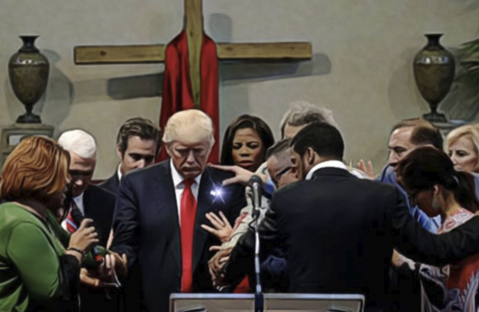 West Point, Evanjelik ve Neocon ortaklığı