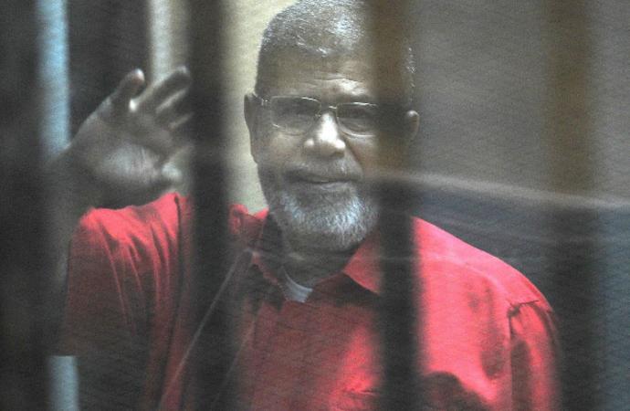 Mursi'nin cenazesi sabah saat 5'te defnedildi