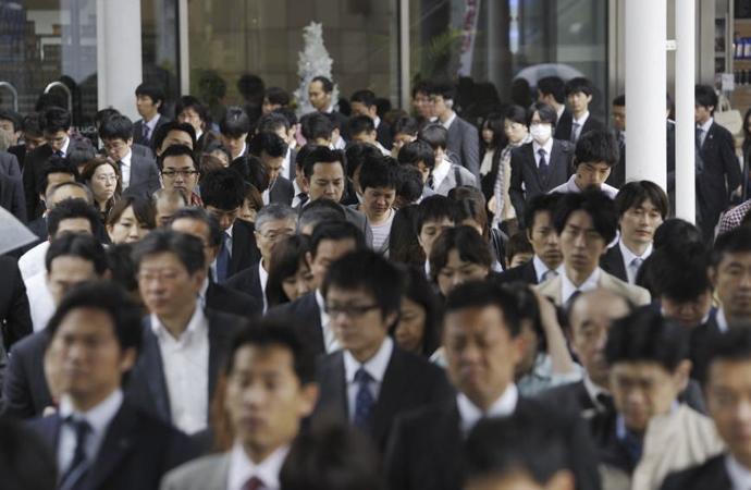 Japonya'da 'modern dayatma'ya isyan