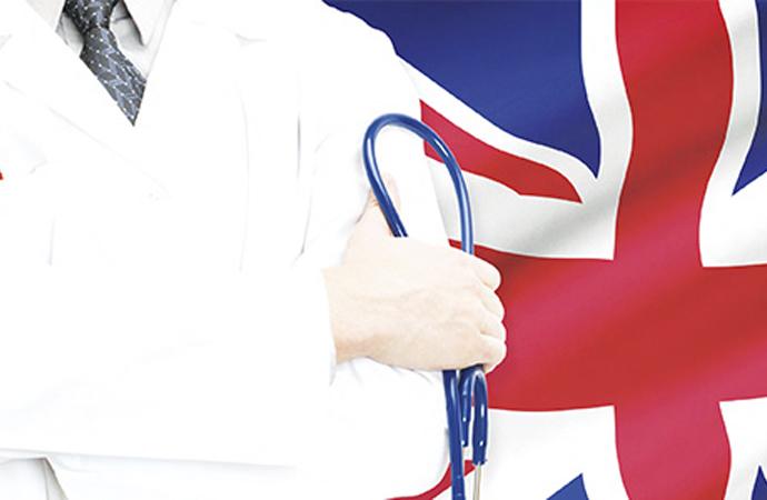 'İngiliz Sağlık Sistemi' pazarlık masasında