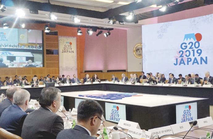 G20'den internet devlerini dizginleme hamlesi