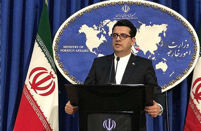 İran'dan Avrupa'ya çağrı: 'Sözlerinizi yerine getirin'