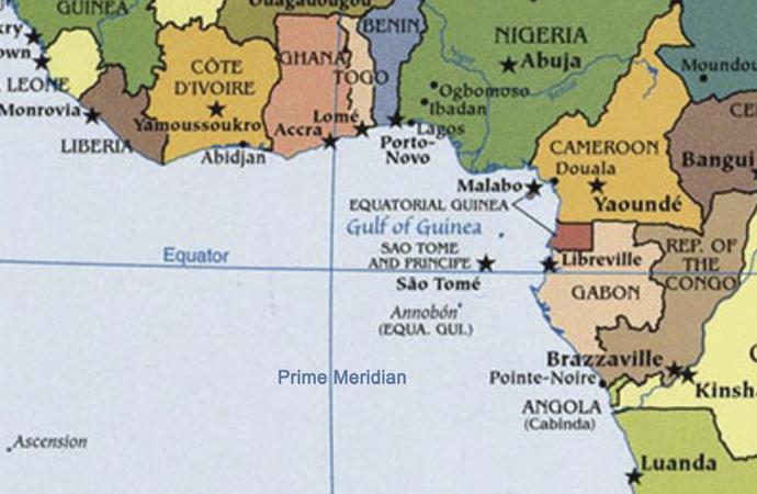 Korsan saldırıları altındaki stratejik bölge: Gine körfezi