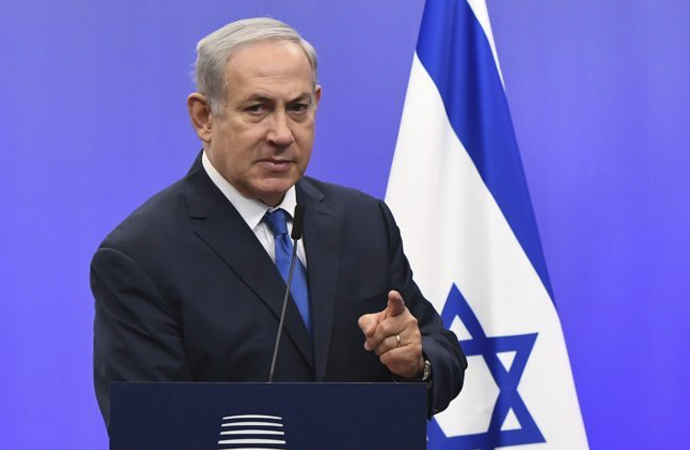 Netanyahu'dan AB'ye Nazi benzetmesi