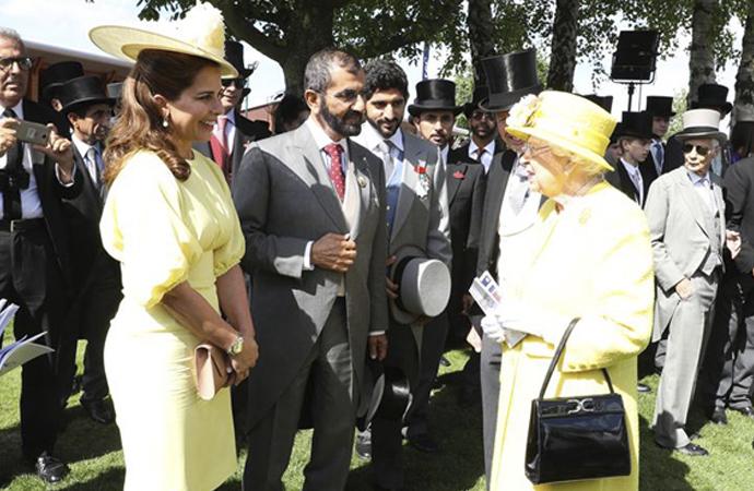 Şeyh Maktum'un eşi İngiltere'de gizleniyor iddiası