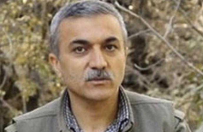 PKK'nın üst düzey ismi, Kandil'de etkisiz hale getirildi
