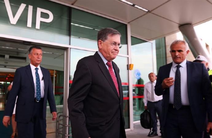 ABD'nin yeni Büyükelçisi Ankara'da