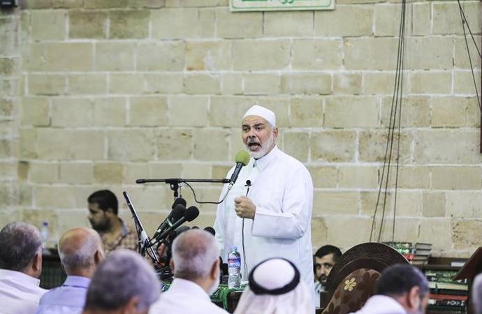 İsmail Heniye'den İsrail'e 'Kudüs'ten uzak dur' uyarısı