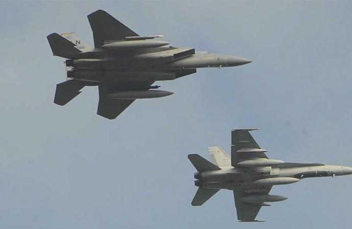 NATO uçakları 'yanlışlıkla' sivilleri vurdu