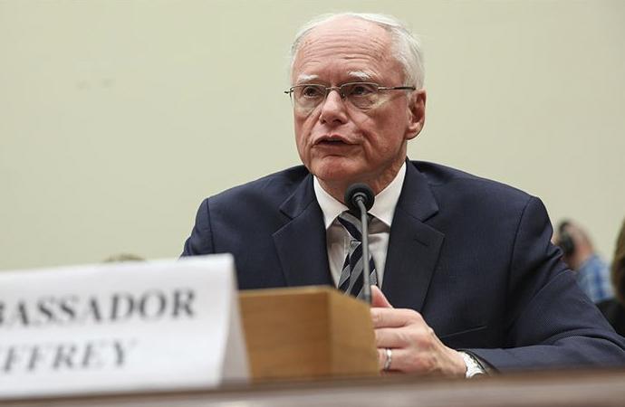 ABD temsilcisinden 'Güvenli bölge' açıklaması