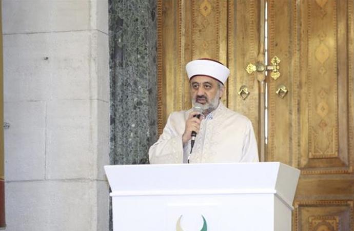 'İzzet ve şeref arıyorsan, Kur'an'da mümkün'