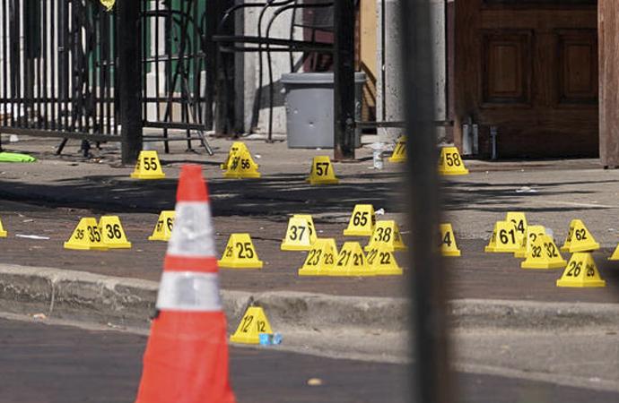 California'daki silahlı saldırıya 'iç terörizm' tanımı