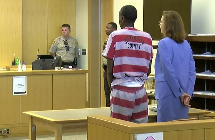 50 dolar çaldığı için ömür boyu hapse çarptırılan ABD'li siyahi 36 yıl sonra serbest