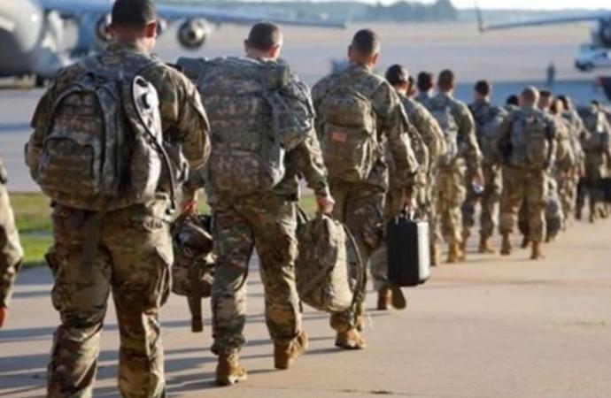 ABD Askerleri Şanlıurfa'da