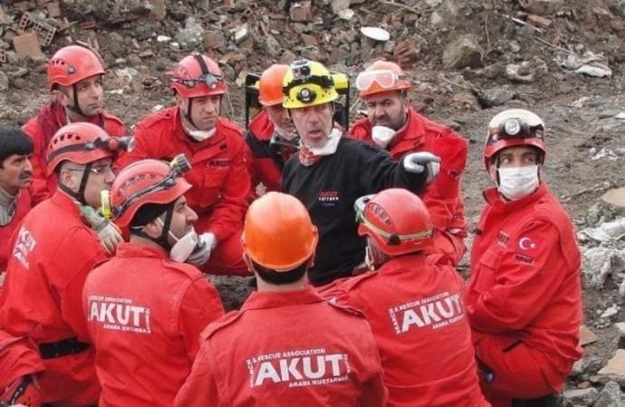 'Marmara Depremi arama kurtarma için bir milattır'
