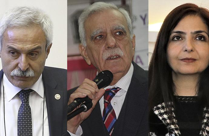 HDP'li 3 Belediye Başkanı görevden uzaklaştırıldı