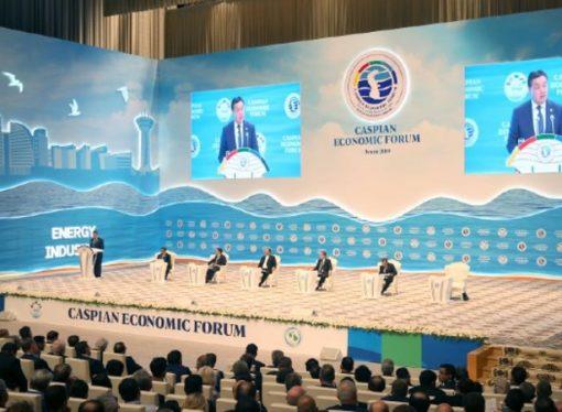 Hazar'a kıyısı olan ülkeler arasında yeni buluşma