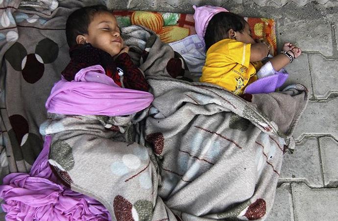 Dünya Sağlık Örgütü'ne 'Keşmir' çağrısı