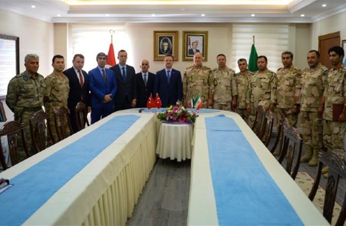 Türkiye-İran Sınır Güvenliği Toplantısı gerçekleşti