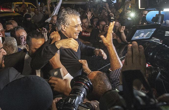 Yolsuzluktan tutuklu Cumhurbaşkanı adayı serbest bırakıldı