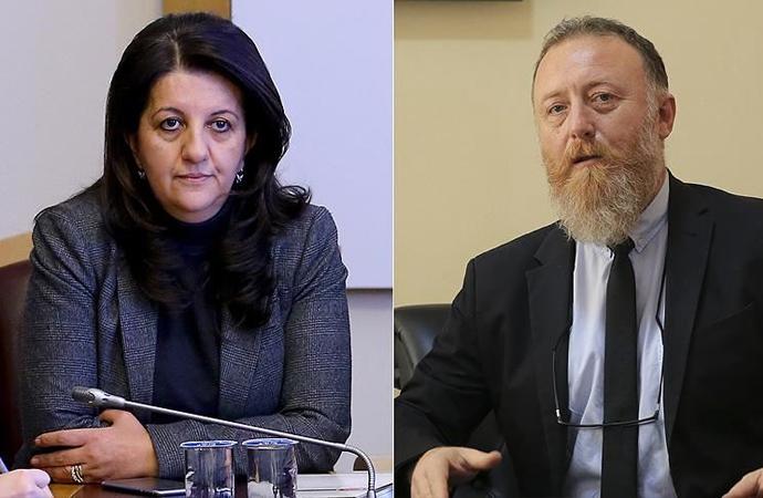 HDP'li Buldan ve Temelli ile 3 milletvekili hakkında soruşturma