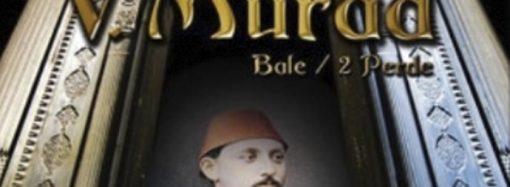 Osmanlı ile 'bale' bir araya geldi!