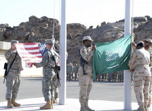 ABD askerleri Suudi Arabistan'da konuşlanacak