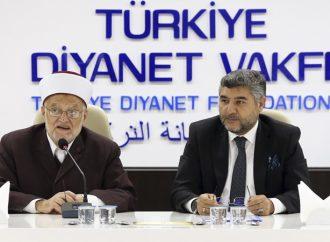 """Aksa imamı Sabri: """"Biz kimseye topraklarımızı satmadık"""""""