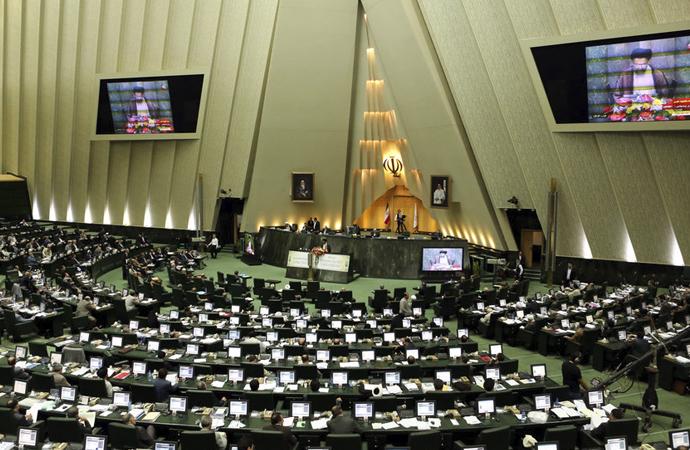 Barış Pınarı Harekâtı İran Meclisi'nde tartışmalara neden oldu