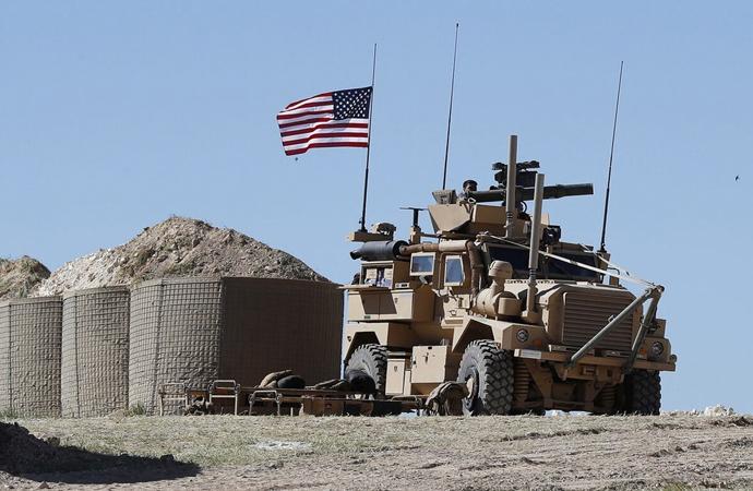 ABD: Askerlerimizi belli bir bölgeden çektik