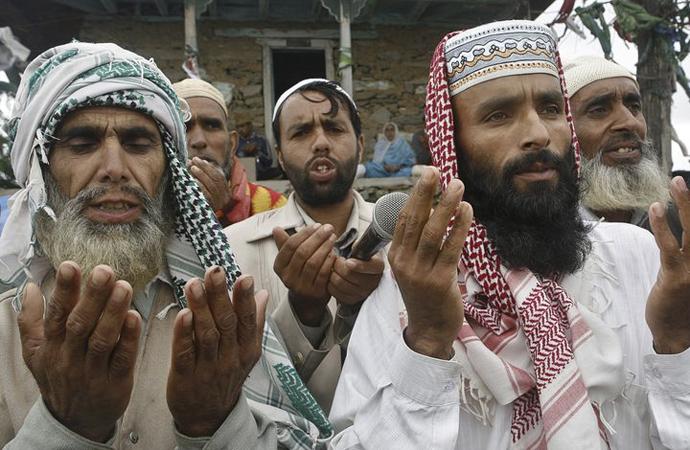 Pakistan Müslümanlarının tarihi