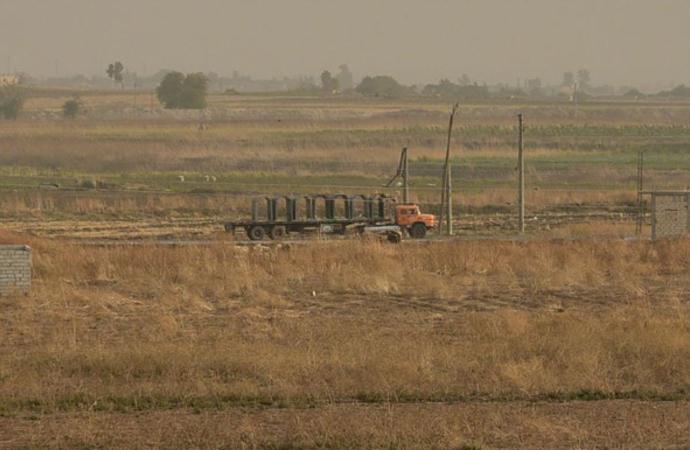 YPG/PKK, Aynularab'da tünel ve hendek kazıyor