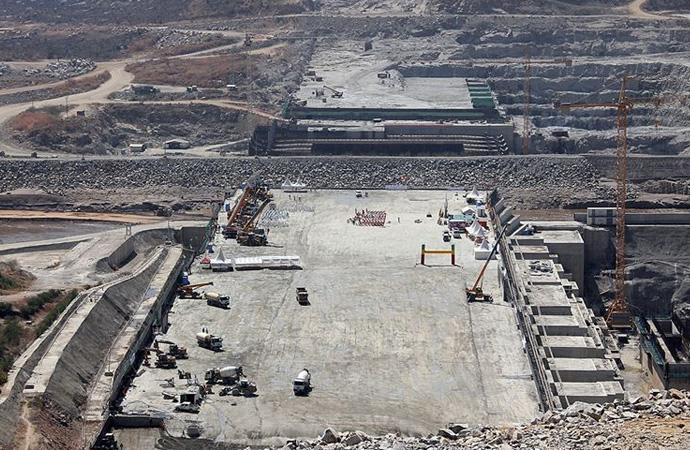 Nil nehrine baraj krizi büyüyor: ABD de konuya dahil oldu